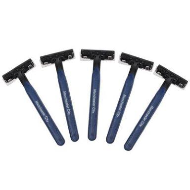 Lot de 5 rasoirs jetables (2 lames)