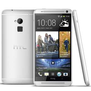 "Smartphone 5.9"" HTC One Max Argent 16 Go"
