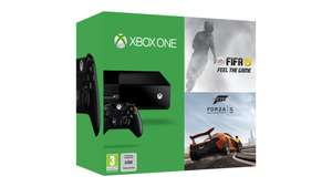 Précommande : Pack Xbox One + FIFA 15 + Forza 5 Motorsport