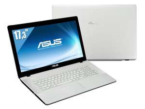 "PC portable 17.3"", Asus X75VC-TY241H - i3, 4Go, 750Go HDD"