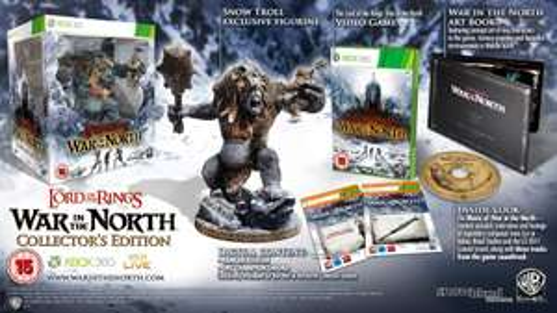 Le Seigneur des anneaux : La guerre du Nord - Edition collector sur XBOX 360