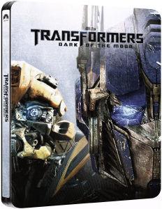Blu-Ray Steelbook Transformers 3 - La Face cachée de la Lune (Edition Limitée)