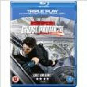 [UK] Mission Impossible : Protocole fantôme (Combo Blu-ray + DVD + Copie Digitale)