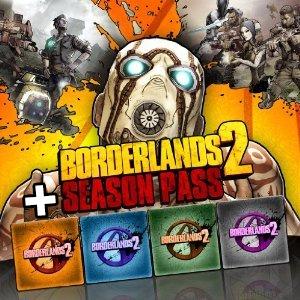 Borderlands 2 + Season Pass sur Mac (Dématerialisé -Steam)