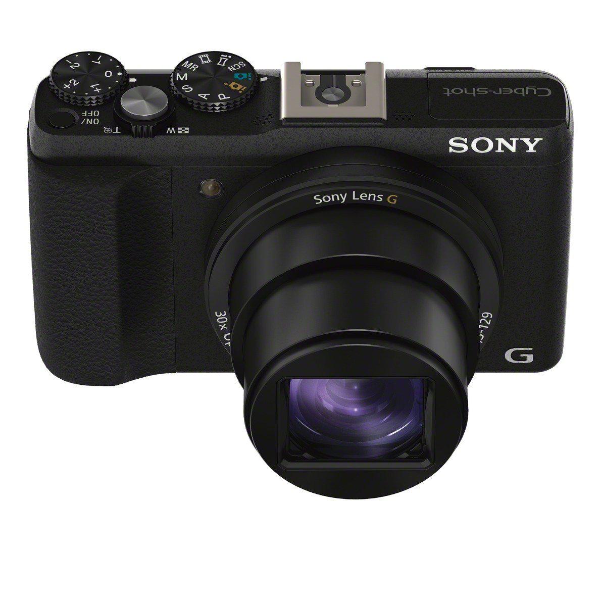 "Appareil photo Sony DSC-HX60 bridge 3"" - 20,4 Mpix (avec odr de 30€)"