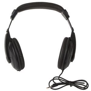 Casque audio DJ Fermé
