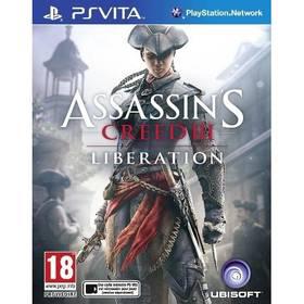 Assassin's Creed Liberations et Uncharted Golden Abyss sur PS Vita et Nintendo Land sur Wii U