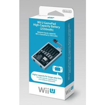 batterie haute capacité pour Gamepad Wii U