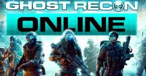 Ghost Recon Online : beta ouverte