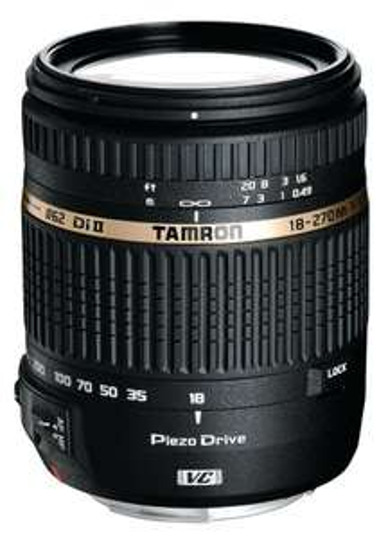Objectif Tamron 18-270mm F/3,5-6,3 Di II VC PZD pour Canon