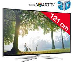 "TV 48"" Samsung UE48H6400 LED 3D Smart TV"