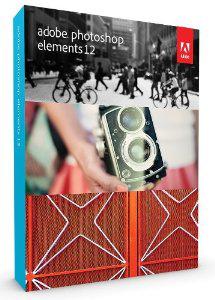 Logiciel Adobe Photoshop Elements 12 sur PC/Mac