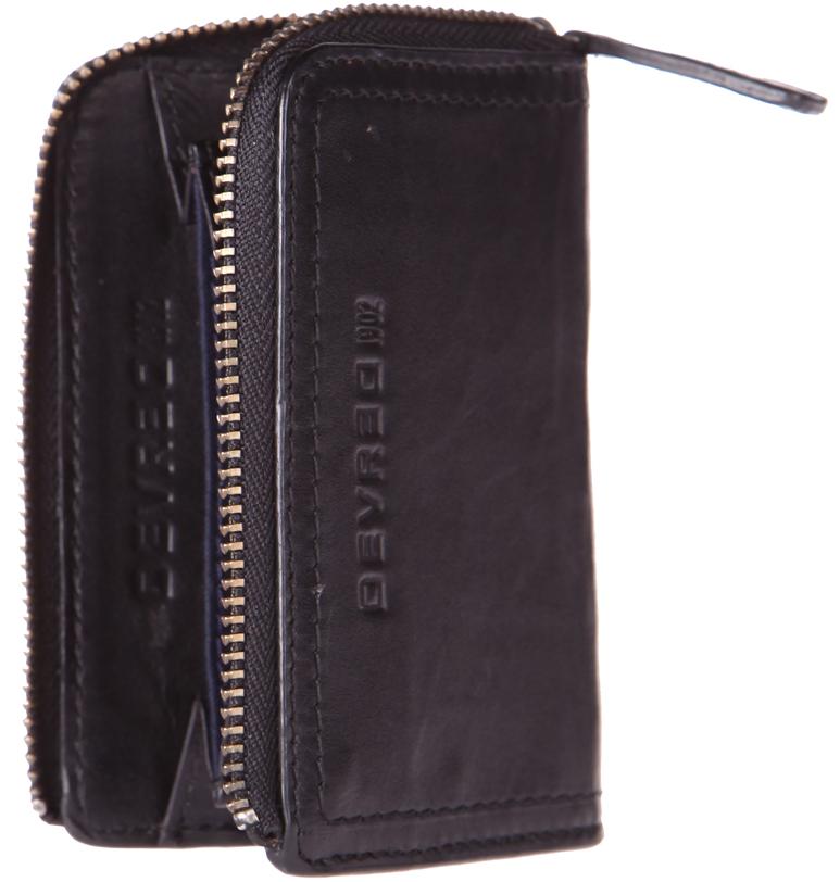 Portemonnaie Homme Devred en cuir zippé