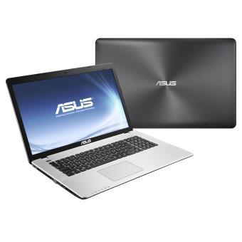 """PC Portable 17.3"""" Asus R751LN-TY105H Gris"""