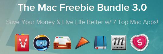 Mac Bundle 3.0 (7 applications pour Mac) gratuit