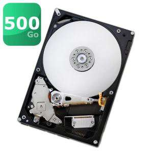 Disque dur 2.5'' Hitachi 500Go Travelstar Z5K500
