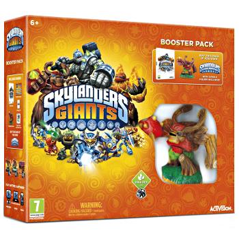 Jeu  Skylanders Giants Booster Pack sur Wii