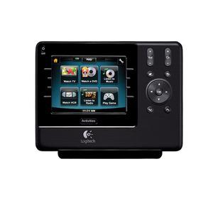 Télécommande universelle tactile Logitech Harmony 1100 (gestion de 15 appareils)