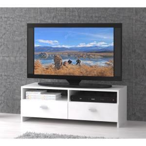 Meuble TV Finlandek Bingo 95 cm blanc