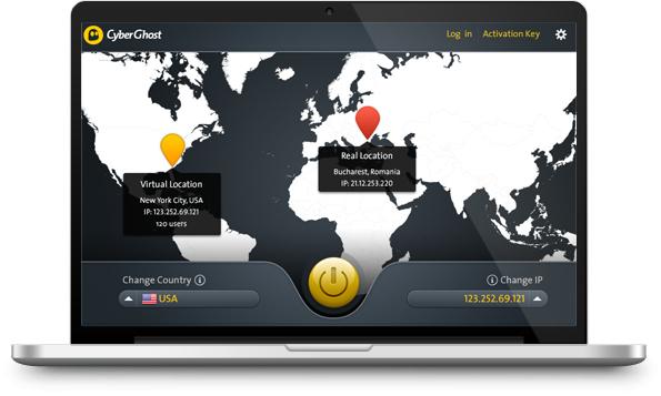 Licence 3 mois VPN CyberGhost 5 Premium