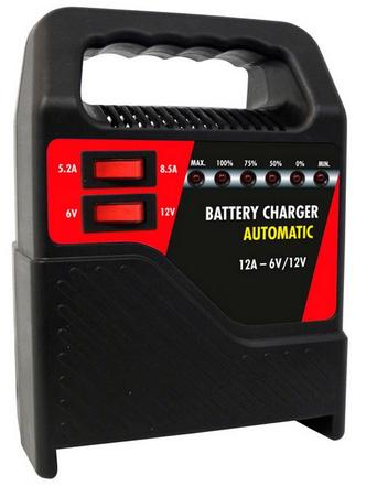 Chargeur de Batterie Auto Carpoint 12A