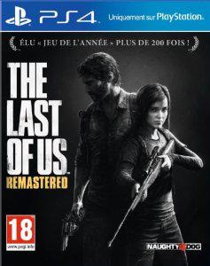 Jeu The Last of Us Remastered sur PS4 + DLC Survival Pack