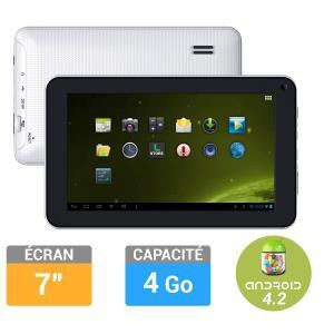"Tablette Logicom 7"" 4Go"