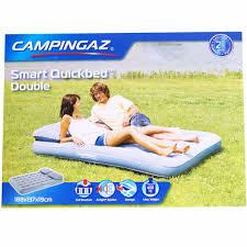 Matelas gonflable avec oreiller pour 2 personnes Campingaz Smart Quickbed
