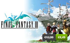 Jusqu'a -75 % sur une sélection de jeux SquareEnix - Ex : Final Fantasy 7 ou 8