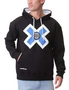 Sweat-shirt à capuche X Games (Plusieurs tailles) - Enfant à 9.9€ et Homme