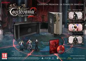 Castlevania Lords of Shadow 2 - Edition Collector Dracula's Tomb sur PS3