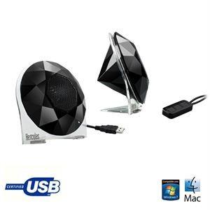 Enceinte PC Hercules XPS Diamond 2.0 USB