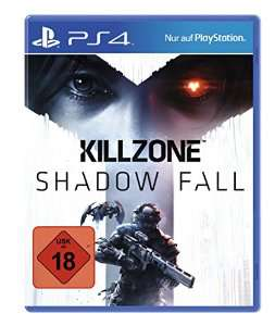 Killzone Shadow fall sur PS4
