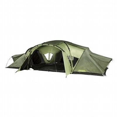 Tente Quecha T6.3 XL Air - 6 personnes, 3 chambres