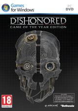 Dishonored GOTY sur PC (Dématérialisé)