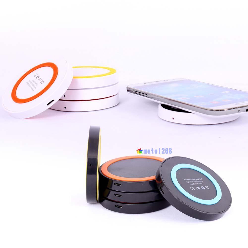 Chargeur sans-fil Qi pour smartphone