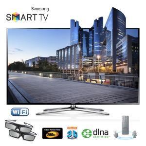"""TV LED 46"""" Samsung UE46F6400 - 3D, Smart TV, DLNA (2 paires de lunettes 3D incluses)"""