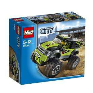 Monster Truck Lego city 60055