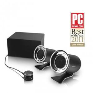 Enceinte PC ANTEC Soundscience Rockus 3D 2.1