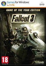 Fallout 3 GOTY sur PC (Dématérialisé)