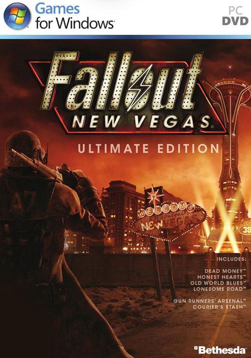 Jeu PC (dématérialisé ) Fallout New Vegas : Ultimate Edition