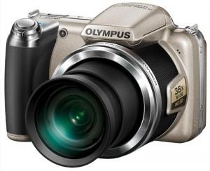 Appareil photo Bridge Olympus SP 810 UZ ,14,7 Mpix - Zoom optique 36 x (Pas en stock)