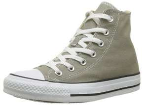 Converse Homme Chuck Taylor All Star Hi Old Silver (Tailles 41 à 45)
