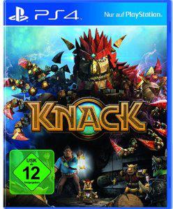 Knack sur PlayStation 4