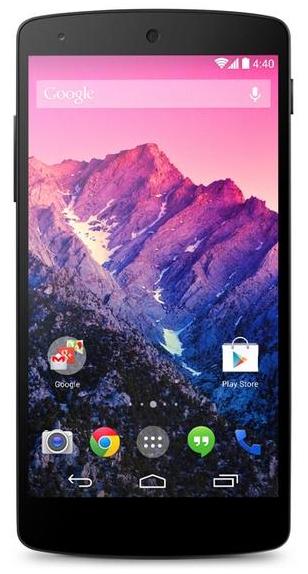 Smartphone Google Nexus 5 32 Go - Noir