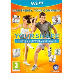 Jeu Your Shape Fitness Evolved 2013 sur  Wii U