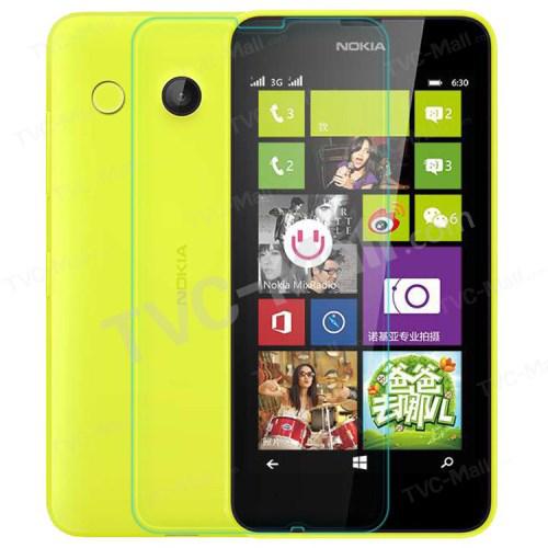 Film protège-écran en verre trempé pour Nokia Lumia 635