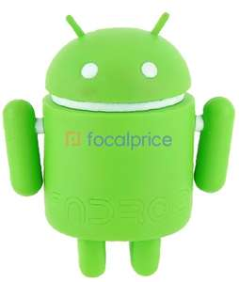 Figurine Android Bugdroid