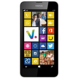 Smartphone Nokia Lumia 635 4G Tous Coloris + Enceinte Nokia Bluetooth MD12 (avec ODR de 90€)