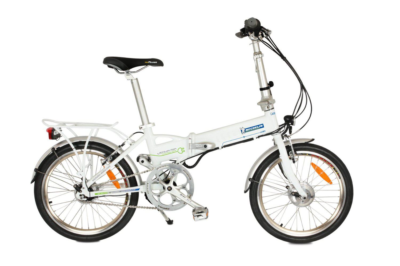 Vélo pliable à assistance électrique Michelin